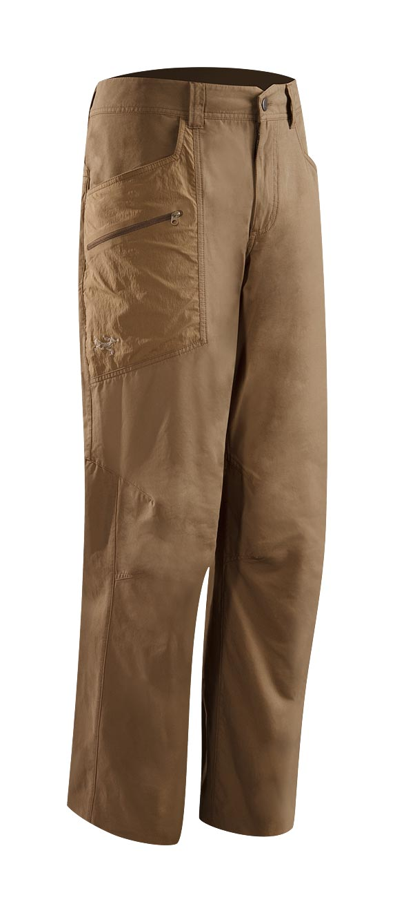 Arcteryx Nubian Brown Adventus Pant